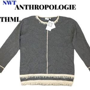 """🆕THML """"Charity"""" Sweater, Size Large"""